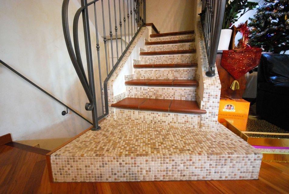 Pavimenti In Cotto Con Mosaico : Abbinamenti base per il pavimento e il rivestimento del tuo